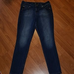 Torrid Jean's size 18 R slim fit collection